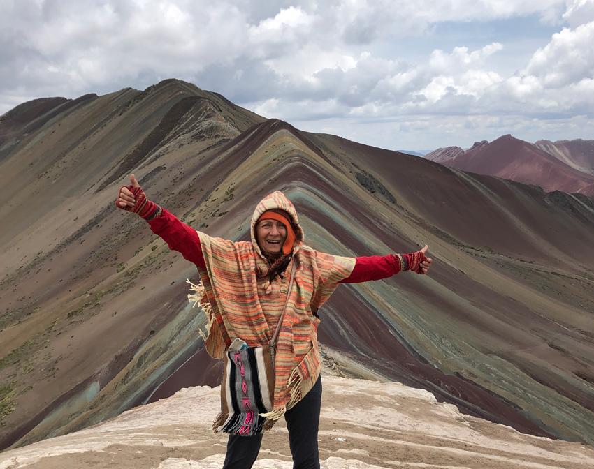 Wil je met mij mee naar Peru?
