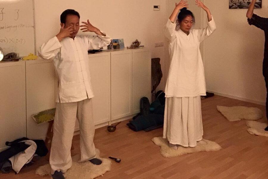 De Zhineng Qigonglessen gaan weer van start.